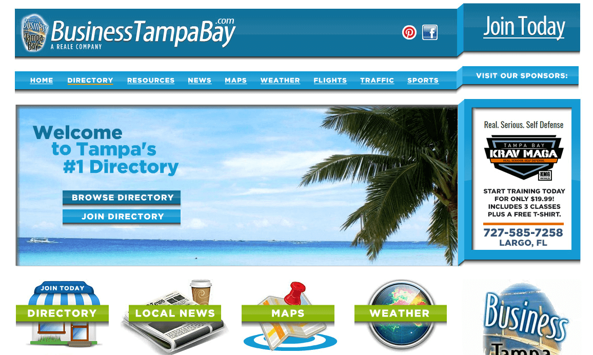 Custom eCommerce Websites Tampa