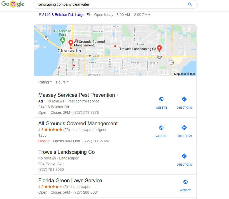 Local Search Marketing Tampa